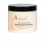 Body Moisturizer Mandarin with jojoba and argan oil