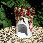 Aroomilamp Punane roos